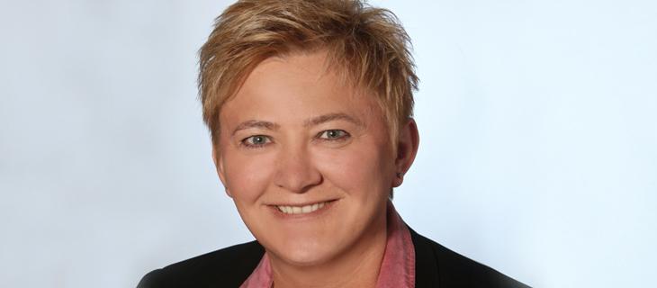 Beschwerdemanagerin Natalja Kruppa